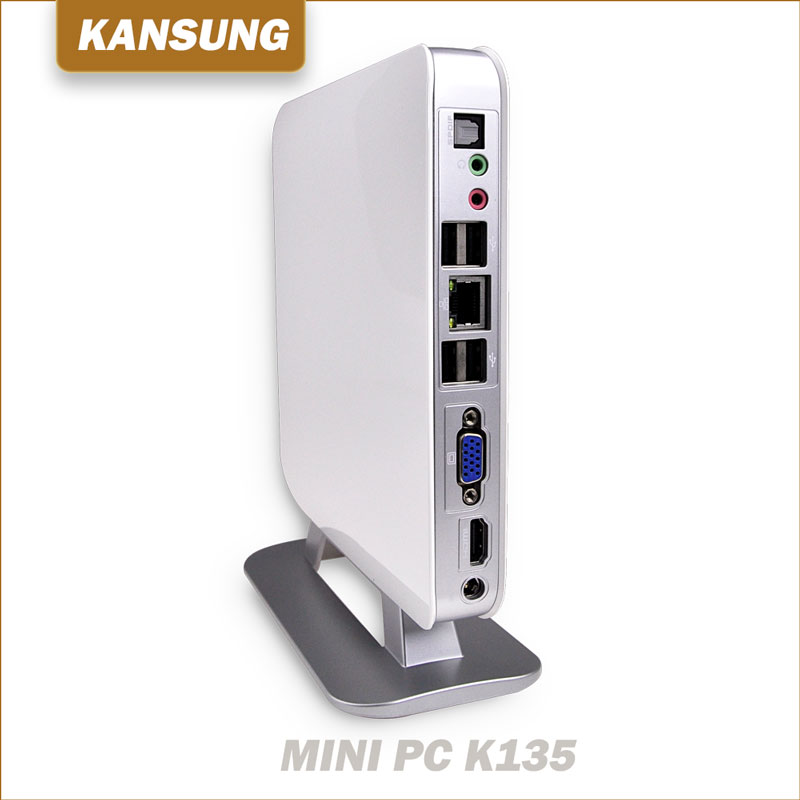K135 - AMD E350D Dual Core home pc-Kansung MINI PC|fanless